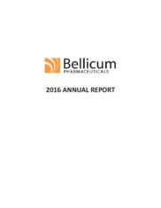 Bellicum Pharmaceuticals Inc