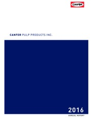 Canfor Pulp Products Inc.