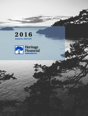 Heritage Financial Corporation
