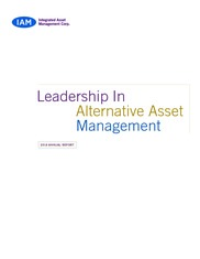 Integrated Asset Management Corp.