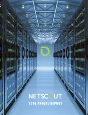 NetScout Systems, Inc.