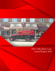 Ohio Valley Bancshares