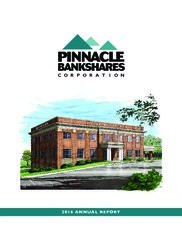 Pinnacle Bankshares Corp