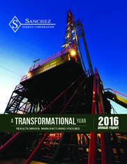 Sanchez Energy Corp