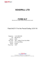 Seadrill Limited