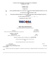 Trecora Resources