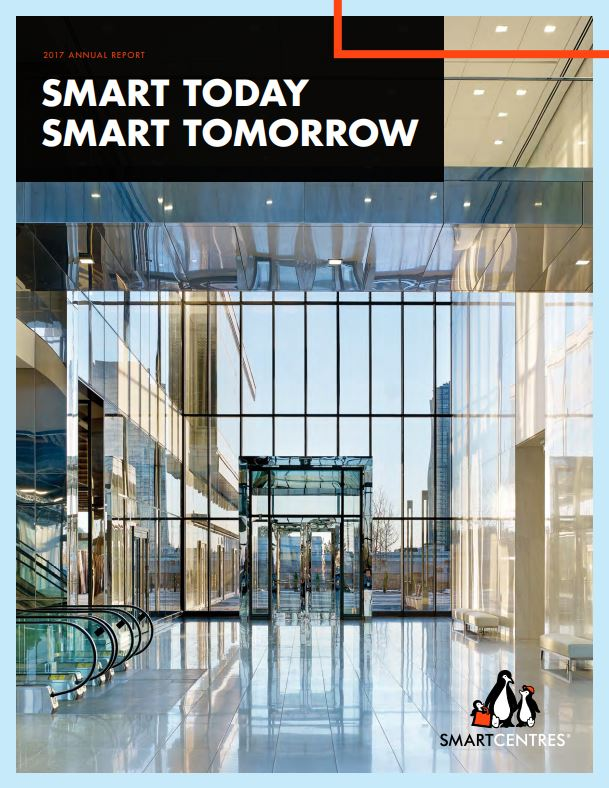 SmartCentres Real Estate Investment Trust