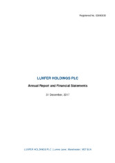 Luxfer Holdings PLC