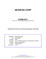 Seaspan Corporation