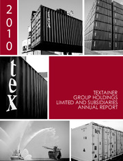 Textainer Group Holdings Limited
