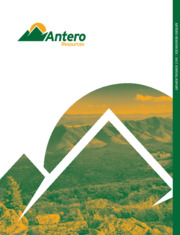 Antero Resources Corp