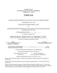 Industrial Services of America, Inc.