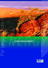 Leigh Creek Energy