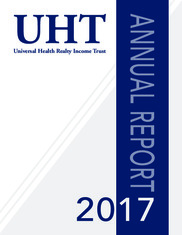Universal Health Realty Income Trust
