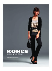 Kohl's Department Stores
