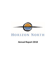 Horizon North Logistics Inc.