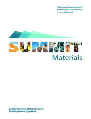 Summit Materials LLC