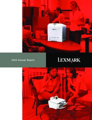 Lexmark International Inc.