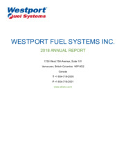 Westport Fuel Systems