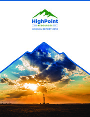 HighPoint Resources