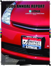 Lithia Motors Inc.