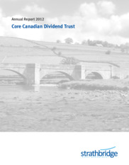 Core Canadian Dividend Trust