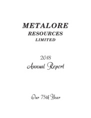 Metalore Resources Limited