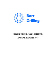 Borr Drilling Limited