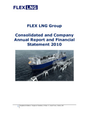FLEX LNG Ltd.