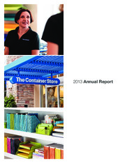 The Container Store Group, Inc.