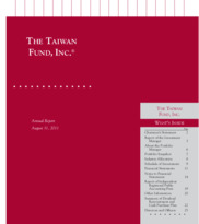 The Taiwan Fund, Inc.