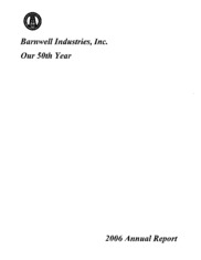Barnwell Industries Inc.