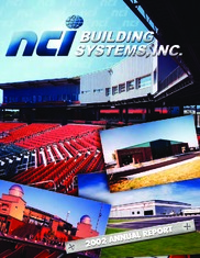 NCI Building Systems Inc.