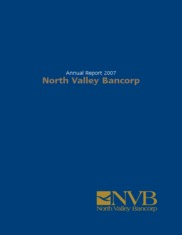 North Valley Bancorp